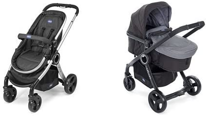 Chicco Urban plus -Carrito transformable en capazo y silla de ...