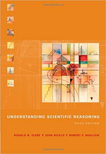 Sell understanding scientific reasoning textbook (isbn# 015506326x.