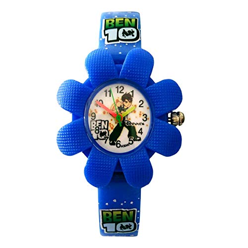 VITREND™ Ben 10 New Dial Birth Day Gifts Watches for Boys and Girls Sent as per Available Colour