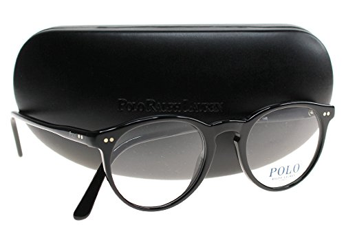 Polo Men's PH2083 Eyeglasses Shiny Black 46mm
