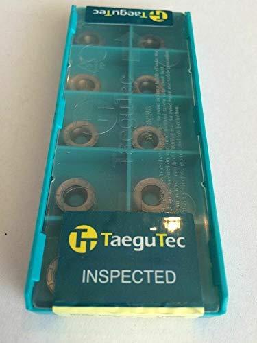 X10 RXMX 1003 – M TAEGUTEC Hartmetall-Fräsereinsätze, runde Spitzen #TT1