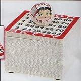 Vanmark Betty Boop Bingo Betty Lidded Box