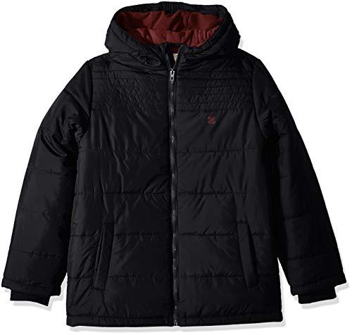 Lucky Brand Big Boy's Heavyweight Jacket, Moonless Night, M (The Best Jacket Brands)