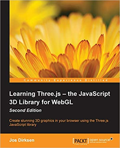 Learning Three js: The JavaScript 3D Library for WebGL - Second