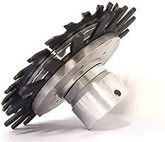 Pulverizador de 150 mm para desbrozadora - Talón de los ...