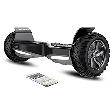Jetson V8  Rover Self Balancing Scooter