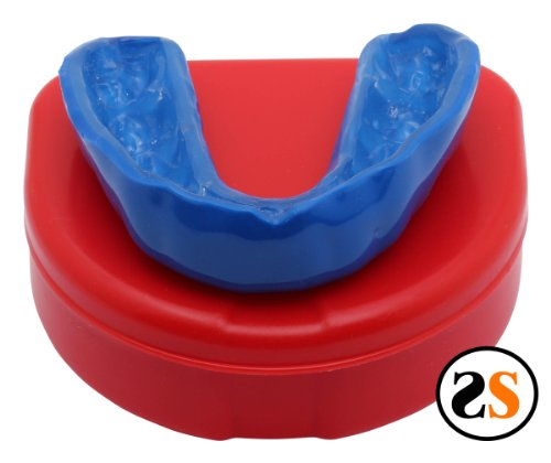 Colored 3mm Custom Professional Sports Mouth Guard by SportingSmiles
