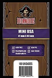 Sleeve Mini USA - Bucaneiros Jogos