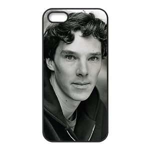 C-EUR Diy Benedict Cumberbatch Hard Back Case for Iphone 5 5g 5s