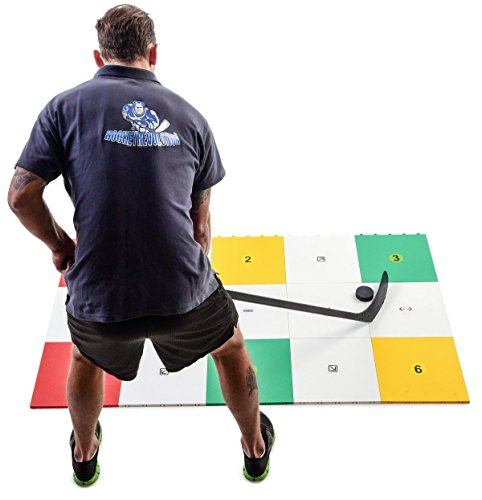 Hockey Revolution Professional Training Flooring Tile - My Training Surface