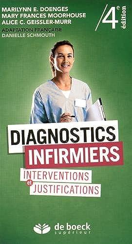 Diagnostics Infirmiers Interventions Et Justifications