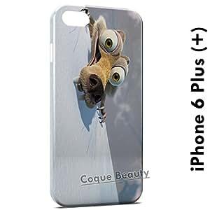 Carcasa Funda iPhone 6 Plus (iPhone 6+) Ice Age 5 Head Protectora Case Cover