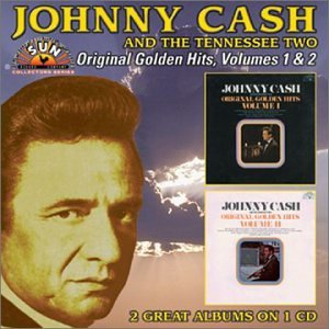 Johnny Cash - Vol. 1 & 2 Original Golden Hits - Zortam Music