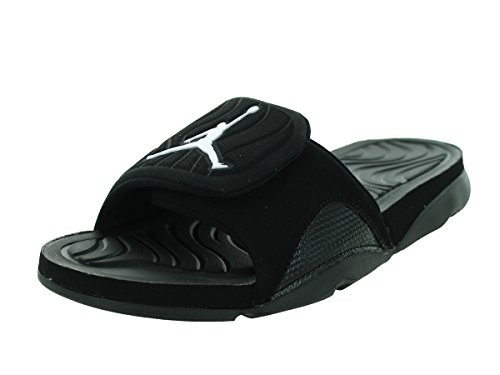 6640b2625a03 Jordan Men Hydro 4 Slide (Black) Size 10 US - Buy Online in UAE ...