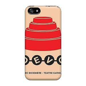 Iphone 5/5s Fhr2582slNf Custom Trendy Papa Roach Pattern Shock Absorption Hard Phone Cover -KaraPerron