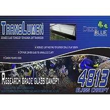 Deep Blue Professional ADB39813 Translumen Glass Canopy, 48 by 13-Inch