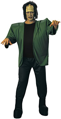 Rubie's Costume Deluxe Adult Complete Frankenstein, Green, One Size Costume 2017