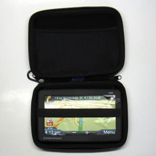 Rand McNally 5 Hard Case For IntelliRoute TND 500 510 515 520 525 530 LM GPS Part # 0528002775 RMHC5