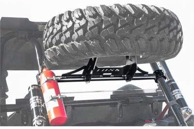 POLARIS RZR XP Turbo XP 1000 XP4 1000 Tusk Heavy Duty Spare Tire Carrier