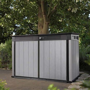 Keter Grande Horizontal Shed (Bike Storage Unit)