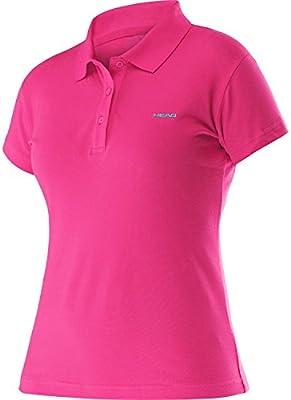Head Transition W Mary Polo Camiseta Mujer Sport Polo de 814566 ...