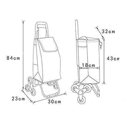 Multifonctionnel Caddie Pliable De CouleurBlanc Chariot tsrxodCBhQ