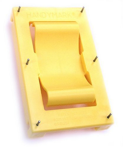 HandyMark FBA_HM1001-BF Drywall Marker 1-Pack #HM1001-BF, Medium, Yellow (Accessories Drywall)