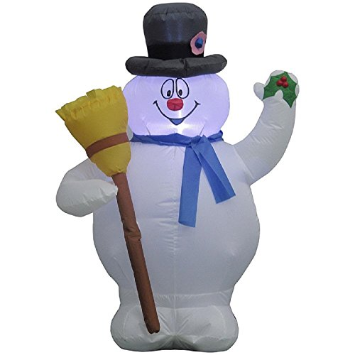 Frosty The Snowman Inflatable 3.5 Feet Tall