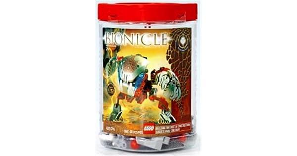 Amazon.com: LEGO Bionicle 8574 tahnok-kal: Toys & Games