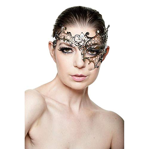 Exquisite Phantom of The Opera Masquerade Mask (One Size Fits Most)