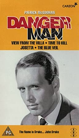 Danger Man, Series 1 Episodes 1-4 : View From The Villa