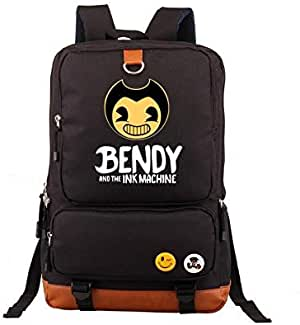 Bendy And The Ink Machine Backpack casual backpack teenagers Men women's Student School Bags travel Laptop Bags