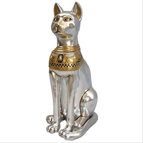 Design Toscano Egyptian Cat Goddess Bastet Grande Statue