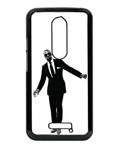 Kanye West Black Recommended Picture Custom Motorola Moto X 3rd Generation Case