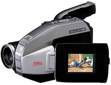 amazon com panasonic pv l352d vhs c camcorder discontinued by rh amazon com RCA VHS Camcorder Best&Buys VHS Camcorder