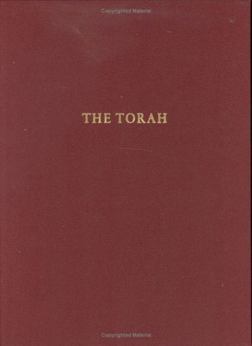 The Torah: A Modern Commentary- English Opening (English and Hebrew Edition)