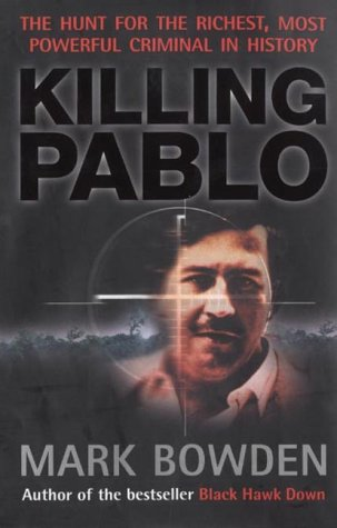 book cover of Killing Pablo