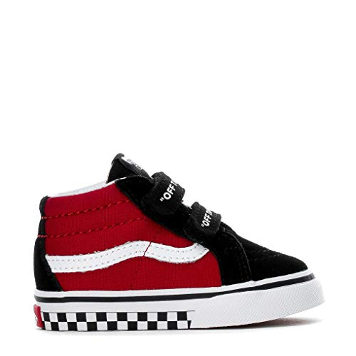 Vans Kids Sk8-Mid Reissue V Toddler Sneakers (9 Toddler) -