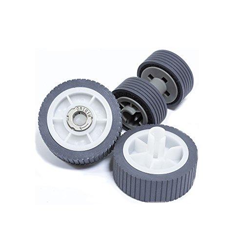 YANZEO PA03656-0001 PA03656-E958 Scanner Brake PickUp Roller Kit For Fujitsu ScanSnap iX500, iX500 Deluxe