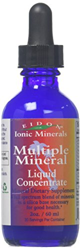 Eidon Multiple Minerals Supplement, 2 Ounce For Sale