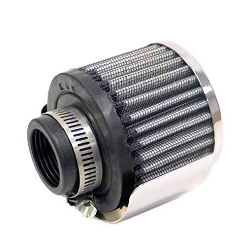 K&N Engineering 62-1512 Rubber Base Crankcase Vent Filter with Shield - 1-1/4in. ()