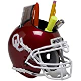 Schutt Sports Oklahoma Sooners Football Helmet Desk Caddy