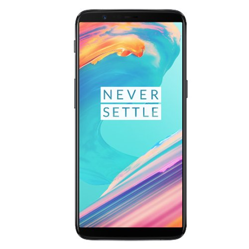 OnePlus 5T A5010 64GB Midnight Black, Dual Sim, 6.01