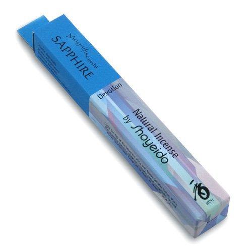 Shoyeido's Sapphire Incense, 30 sticks