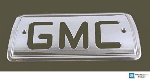 Gmc Sonoma Ebay - All Sales 94007X Brushed Billet Aluminum Third Brake Light Cover - GMC Logo
