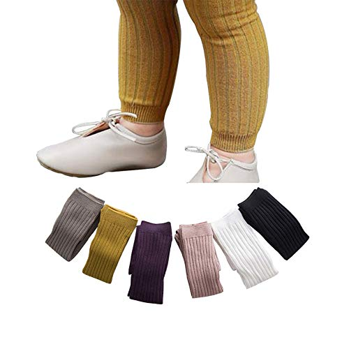 Knit Leggings Pants - 8