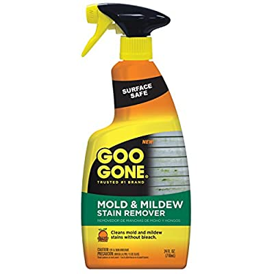 Goo Gone Mold & Mildew Stain Remover, 24 fl oz