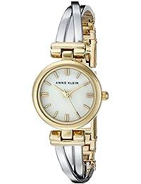 Women's AK/1171MPTT Two-Tone Bangle Watch