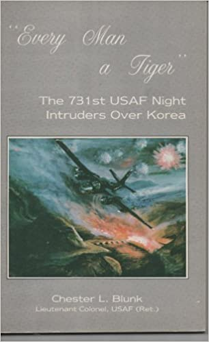 Every Man a Tiger: The 731st United States Air Force Night Intruders over Korea