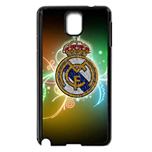 Samsung Galaxy Note 3 Cell Phone Case Black Real Madrid dnz